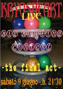 KRYOSHEART live @ BIG Bowling (Finale Contest)