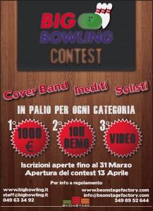 KRYOSHEART live @ BIG Bowling Contest (Rubano)