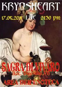 KRYOSHEART live @ Sagra di Vivaro